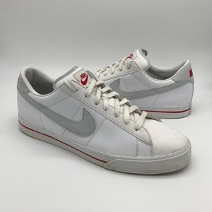 Nike Sweet Classic Low Leather White / Red